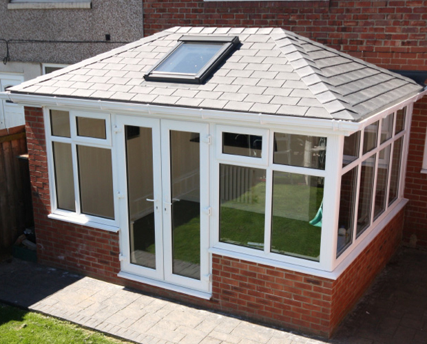 Conservatory Roofs in Warrington