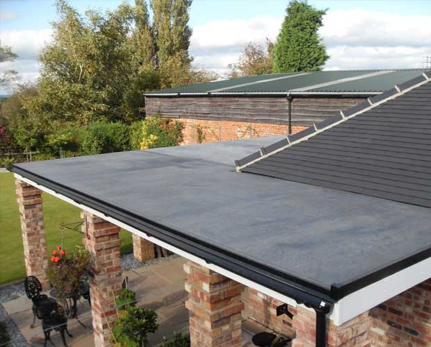 Flat Roofs in Warrington