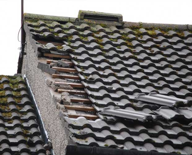 Roof Repairs in Warrington
